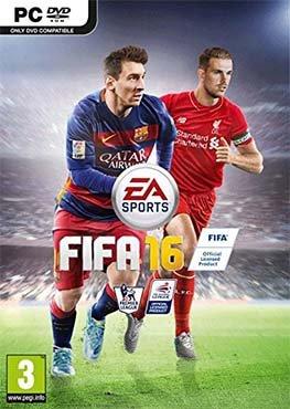 FIFA 16 Crack